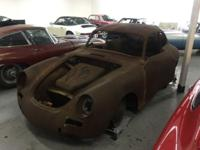Selling a 1962 Porsche 356B coupe vin# 211937 This 356B