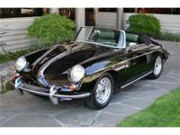 1960 Porsche 356 B Roadster VIN: 86897 Model year: 1960