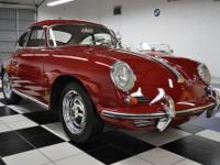 Outstanding 1960 Porsche 356B Super in the most