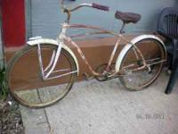 this is a old boys bike for early 60's ? 40.00 obo