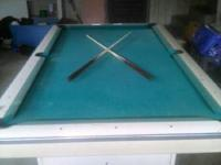 I Am Trying To Sell My 1960u0027s Brunswick Celebrity Pool
