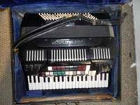 I have an accordion from the 60's, great condition but