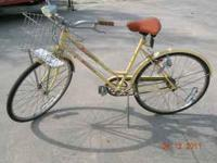 1960's vintage huffy 3 womans bike... ALL original