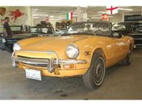This is a Triumph, Spitfire for sale by Sports Car LA.
