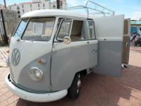 1960 Volkswagen Bus/Vanagon Double Cargo Door Bus -VERY