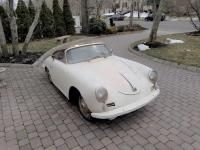 1960 Porsche 356-B Cabriolet 1600-Super Removable