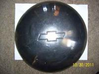 60s Chevy Hub Cap 14 inch I think Great Wall Hanger