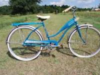 This is a classy, vintage bike. I have other classic