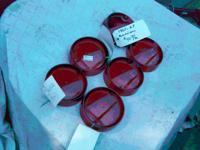 forsale- 1961-1963 rambler American tail light lens {