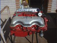 1961/2 CHEVY W-409 360/380 HP 409 ENGINE; FRESH; LONG