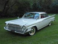This ?61 Desoto two-door hardtop sports a beautiful