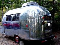 Airstreams legendary Bambi. EVERYTHING WAS IMPROVED or