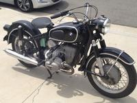 have a nice 1961 BMW R69S in good shape. This bike