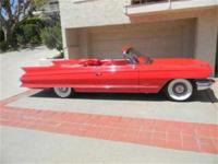 1961 Cadillac Series 62. Want a classic that is great