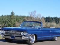 1961 Cadillac Series 62 Convertible.   -This is truly