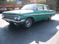 1961 Chevy Impala 4-Dr Sedan Original 283 V-8, 2 BBL
