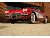 By 1961, the Corvette had evolved into a very credible