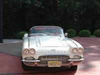 This corvette had a frame-on restoration about 6 years