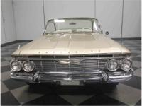 This 1961 Chevy is a rock star everywhere it goes. As a