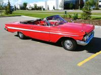 Year : 1961 Make : Chevrolet Model : Impala Exterior