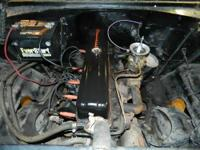 1961 Chevy 235 6cyl Excellent Running engine motor