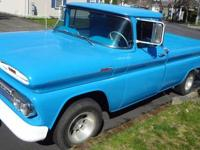 1961 Chevy Apache Pickup Willing to trade for Newer Jet