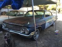 61 Chevrolet Impala 2 door hardtop - OG Twilight
