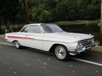 Year: 1961 Make: Chevy Model: Impala Mileage: NA