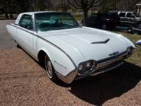 This all original Thunderbird only has less than 37000