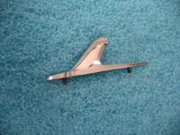 "1961 Impala NOS front fender ""bird"" ornament for"