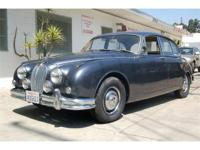 1961 JAGUAR MK11 SEDAN 3.8 AUTOMATIC This car was