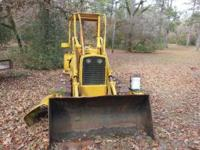 I have a 1961 John Deere Loader Dozer for sale. it is