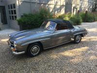 1961 Mercedes-Benz 190-Series. Excellent Condition.