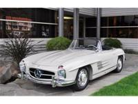 1961 Mercedes-Benz 300SL Information and photos coming