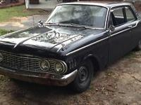 1961 mercury comet 2 door. The car runs fantastic, it