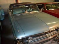 1961 Mercury Monterrey Convertible (OH) - $16,950