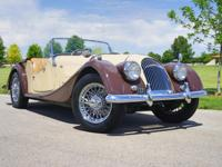 This 1961 Morgan 4/4 is one of the best cruisers on the