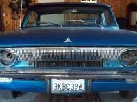 Solid 61 F-85. Needs floorboard repair in front (have