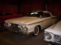 1961 Plymouth Fury Convertible, 318 Engine, Automatic