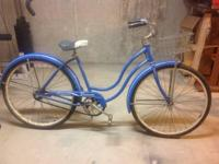 "1961 Schwinn B.F. Goodrich Tornado 20"" Ladies/Girls"