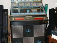 I have a beautiful 1961 Seeburg Jukebox that plays,