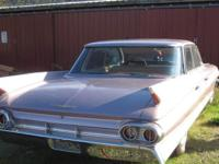 Beautiful 1961 Series 62 Sedan. Please email or text