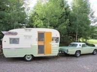 Year: 1961 Vehicle Title: ClearMake: Shasta For Sale