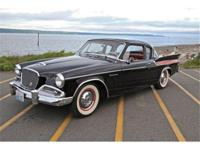 The Studebaker had style. 1961 was the last year for