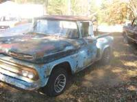 I HAVE SOME CHEVY AND GMC TRUCKS FROM 1961 TO 1990 WITH