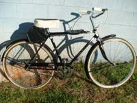 1961 Rudge /Raleigh 3 speed mens bike. This bike is in