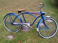 I have a 1961 western flyer cruiser for sale, bike is