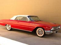 1961 Buick Le Sabre convertible  the first of the