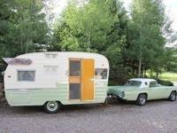 professionally restored by Retro Trailer Design in-