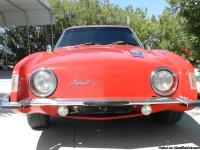 Viper red 1962 1/2 studebaker avanti with 11,400 miles